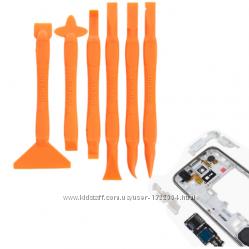Набор пластиковых инструментов для ремонта мобильных телефонов 6 шт.