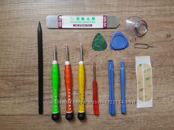 Набор инструментов для ремонта мобильных телефонов 13 в 1.