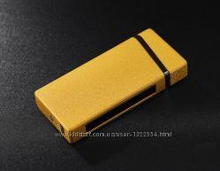 USB зажигалка электроимпульсная с сенсором. Разные цвета