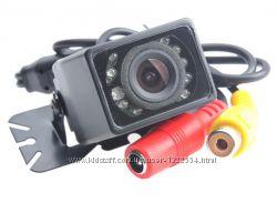 Автомобильная камера заднего вида E327 HD с инфракрасной подсветкой