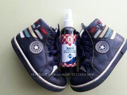 Ортопедические кожаные ботинки Tiflani