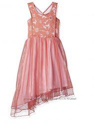 Шикарное брендовое платье bonnie jean р-р 12 на рост 146-152см