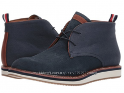 Ботинки Tommy Hilfiger, натуральная замша р-р 42, 5 и  43, 5  оригинал
