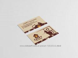 Разработка логотипа, флаеры, приглашения, открытки