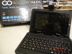 Планшет GoClever Tab A75 рабочий