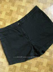 джинсовые шорты - Papaya Denim - 18Uk - наш 50-52рр.