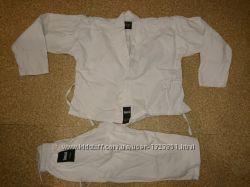 Кимоно рост 120-150 см каратэ