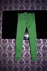 Стильные итальянские фирменные штаны - брюки ROBERTO CAVALLI