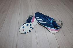 Футбольные бутсы Adidas Adizero F10 разм 33