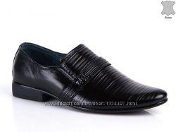 Туфли ТМ Kangfu нат. кожа акция Модель 222