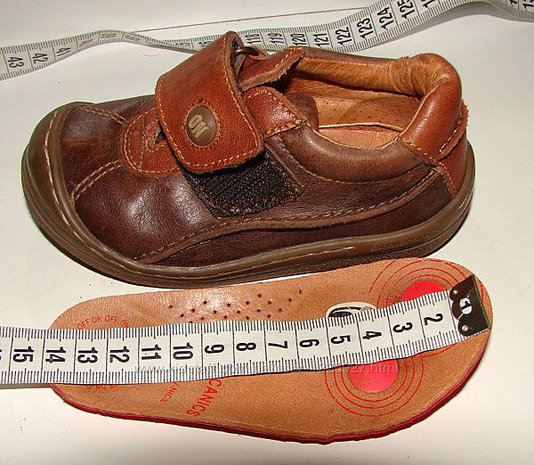 Туфли Garvalin 22 разм. , полностью кожаные