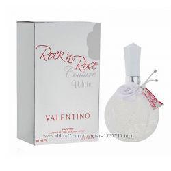 Женская парфюмированная вода valentino rock n rose couture white 90 мл