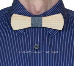 Продам галстук-бабочку из дерева