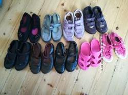 Обувь для девочки, погодок, близняшек, двойни 33 р.