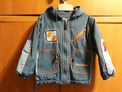 Куртка демисезонная 2-3 года