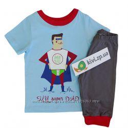 ПЖ44 пижама - домашний костюм для мальчика тм Бемби