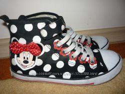 Кеды Disney HM с Минни , 33 размер