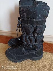 Сапоги Del-tex , зима , 31 размер