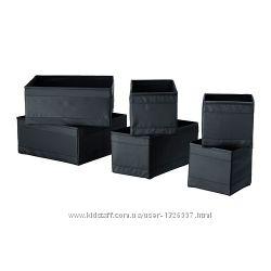 Набор коробок, 6 шт. SKUBB