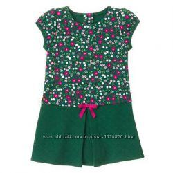 Теплое платье Gymboree 4Т