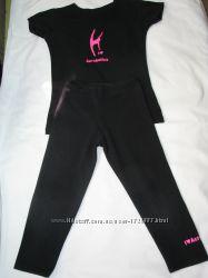 Тренировочная одежда для занятий акробатики. эксклюзив