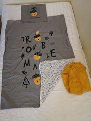 Детское постельное белье Lidl