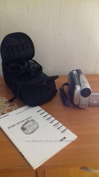 Продам  камеру Canon DC210