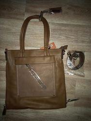 Классная вместительная сумка премиум-класса batty