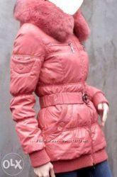 Качественная теплая курточка пуховик 44рр Peercat