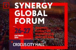 18часов записи Synergy Global Forum Феррацци Джонстон Пиз Гандапас