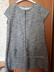 Теплое платье Zara 140р