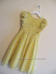 Платье Mothercare 5-6 лет