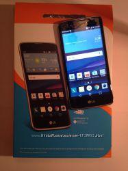 Телефон LG phoenix 3