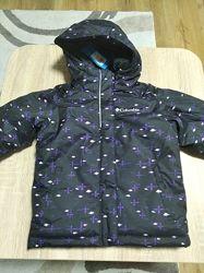 Зимняя детская куртка Columbia. Оригинал