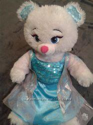 Большой мишка, Принцесса Эльза, Build a bear