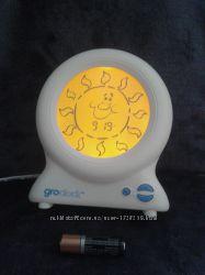 Часы настольные , детские, День и Ночь, Groclock, Англия