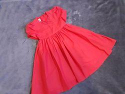 Платье нарядное, Laura Ashley, 100 коттон, 3-4 года