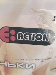 Ролики для девочки р-26-31 RE Action  защита