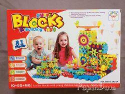 Funny Blocks Bricks 81 деталь