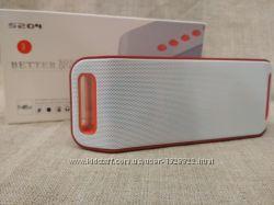 Портативная колонка Better Bluetooth Speaker S204