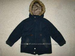 Куртка парка Next на 4-5 лет рост 110 см