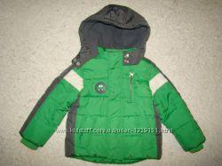 Яркая куртка TU на 1-1, 5 года рост 80-86 см