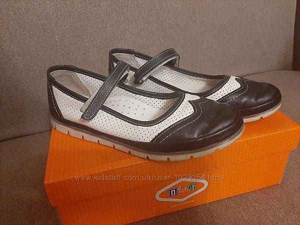Туфли для девочки Tiflani 34 размер