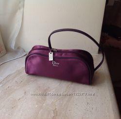 Косметичка брендова Dior France оригінал  Розміри 21108 Нова