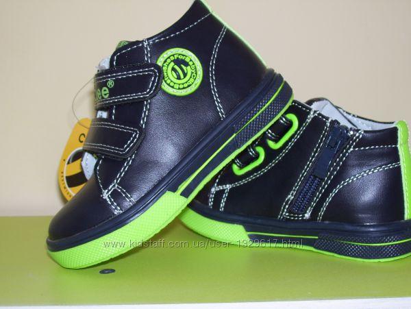 Ботинки демисезон мальчик 21-22 рр