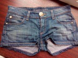Джинсовые шорты Ferre