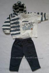 Трикотажный костюм Bolichin для мальчика