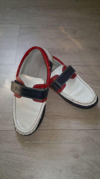 Мокасины туфли Шалунишка 29 размер