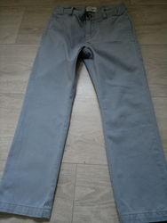 Хлопковые брюки Children&acutes Place для мальчика 122 см
