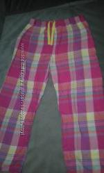 Пижамные штаны на 6-7 лет MARKS&SPENSER